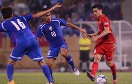 VIDEO Tổng hợp trận đấu: ĐT Việt Nam 1-1 ĐT Đài Bắc Trung Hoa