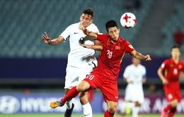 ĐT U20 Việt Nam sau trận hòa lịch sử tại FIFA U20 thế giới 2017
