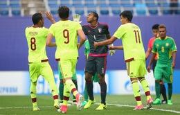 Kết quả FIFA U20 thế giới 2017, U20 Venezuela 7–0 U20 Vanuatu: Đoạt vé sớm vào vòng 1/8