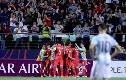 Kết quả, BXH FIFA U20 thế giới 2017 ngày 23/5: U20 Hàn Quốc, U20 Venezuela giành quyền vào vòng 1/8 trước 1 vòng đấu