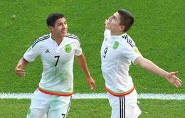 Kết quả vòng 1/8 FIFA U20 thế giới 2017: Ronaldo ghi bàn, U20 Mexico gặp U20 Anh ở tứ kết