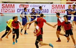 Cục diện bảng A Giải bóng chuyền các CLB nam vô địch châu Á 2017: ĐT Việt Nam đang có nhiều ưu thế