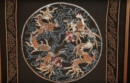Nhiều tác phẩm nghệ thuật, cổ vật quý hiếm được đấu giá trong chương trình QUI E ORA