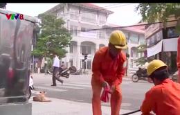 Thừa Thiên Huế ngầm hoá hệ thống lưới điện