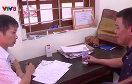 Triệt phá đường dây mua bán ma tuý số lượng lớn từ Lào về Nghệ An