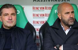 """Sếp Dortmund """"cạn lời"""" vì trận thua sốc trước Hannover"""
