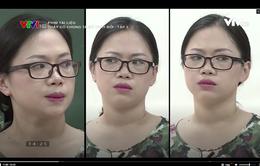 """PTL """"Thầy cô chúng ta đã thay đổi"""": Sự lột xác của cô giáo Hiền Lương với ánh nhìn """"hình viên đạn"""""""