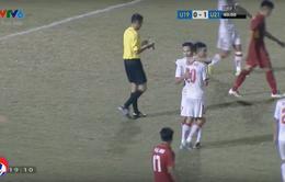 VIDEO: Việt Hưng nâng tỉ số lên 2-0 cho U21 Việt Nam