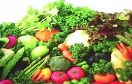 Ăn nhiều rau xanh giúp cải thiện trí nhớ