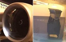 Máy bay Trung Quốc hỏng động cơ, hạ cánh khẩn cấp