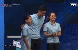 Lộ diện gương mặt đầu tiên vào chung kết Siêu thủ lĩnh 2017