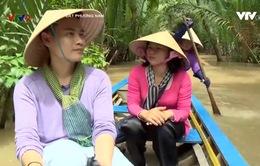 Theo chân MC Hồng Phúc khám phá cù lao Thới Sơn - Tiền Giang