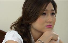 """Phim Giao mùa - Tập 10: Hòa (Thanh Huyền) bỏ việc, như """"phát điên"""" vì bạn trai Hoàng Trung (Tiến Lộc) bỏ đi"""