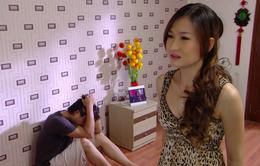 Phim Giao mùa - Tập 36: Tưởng Trung (Tiến Lộc) nghiện ma túy, Hòa (Thanh Huyền) hoảng loạn cực độ