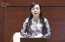 Bộ trưởng Nguyễn Thị Kim Tiến: Thái độ làm việc của cán bộ y tế đã được cải thiện rõ rệt