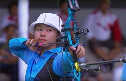 Nữ cung thủ 20 tuổi giành huy chương SEA Games ở 3 ngày liên tiếp cho Đoàn TTVN
