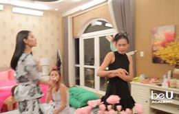 Vietnam's Next Top Model 2017: Nguyễn Hợp nổi đóa, Thùy Dương thẳng tay ném đồ vào mặt đối thủ