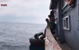 Chúng tôi là chiến sĩ số đặc biệt kỷ niệm 27/7: Những câu chuyện cảm động tại huyện đảo Cồn Cỏ