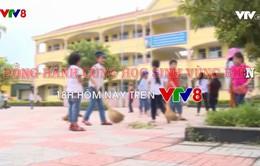 Tiêu điểm Thời sự VTV8 18h (3/9/2017): Đồng hành cùng học sinh vùng biển