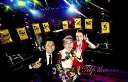 Đón Tết cùng VTV: Bay lên Việt Nam - Bữa tiệc âm nhạc sôi động, giàu cảm xúc