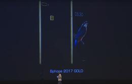 Bphone 2017 Gold mạnh mẽ hơn cả Galaxy S8, iPhone 7 Plus