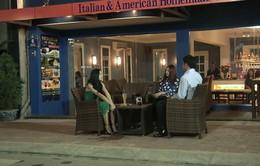 Phim Hoa cỏ may - Tập 17: Mối quan hệ tình cảm tay ba phức tạp giữa Thái (Hải Anh) và hai cô gái