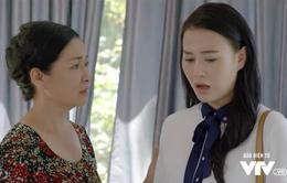 Ngược chiều nước mắt - Tập 4: Mai (Phương Oanh) run rẩy báo cáo bố mẹ chuyện có thai, Thành (Mạnh Trường) buột miệng bênh Mai trước mặt vợ