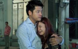Phim Hoa cỏ may - Tập 8: Đan (Hạnh Sino) khóc nức nở trong vòng tay Thái (Hải Anh)