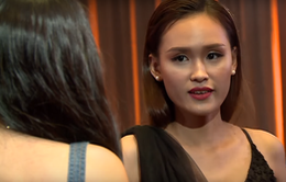 Người đẹp Hoa hậu Hoàn vũ Việt Nam bị Phạm Hương thẳng thừng chê kém thanh lịch