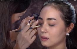 Dàn người đẹp lộ mặt mộc trong Tôi là Hoa hậu Hoàn vũ Việt Nam 2017 tập 4