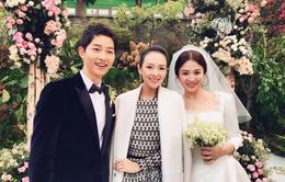 """Khách sạn """"cháy"""" phòng vì đám cưới Song Joong Ki - Song Hye Kyo"""