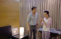Ngược chiều nước mắt - Tập 15: Sơn (Hà Việt Dũng) ghen lồng lộn vì tin nhắn lạ đến điện thoại vợ