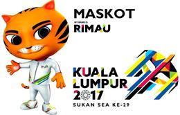 Bảng tổng sắp huy chương SEA Games 29 ngày 21/8