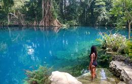Chiêm ngưỡng vẻ đẹp tựa xứ sở thần tiên tại Nam Thái Bình Dương