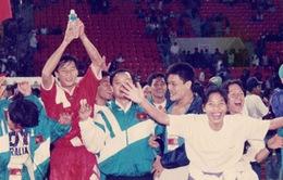 Danh thủ Trần Công Minh và những ký ức SEA Games