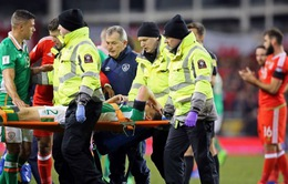 """FIFA thay Everton trả lương cho """"bệnh binh"""" gãy đôi xương chân"""