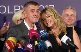 Bầu cử tại CH Czech: Tỷ phú Andrej Babis có thể là Thủ tướng mới
