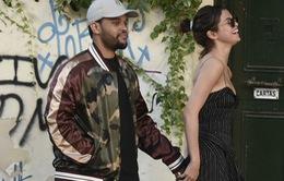 Selena Gomez khoe niềm vui bất tận với bạn trai mới
