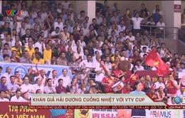 Khán giả Hải Dương cuồng nhiệt với VTV Cup Tôn Hoa Sen 2017