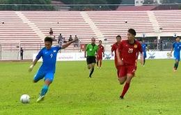 VIDEO: Đánh bại U22 Lào, U22 Singapore có chiến thắng đầu tiên
