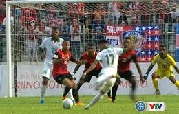 VIDEO: Thắng tối thiểu U22 Timor Leste, U22 Indonesia tạm chiếm ngôi đầu bảng B