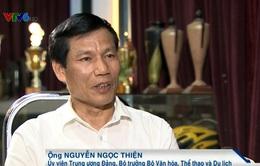 """Bộ trưởng Bộ Văn hóa, Thể thao và Du lịch Nguyễn Ngọc Thiện: """"Các VĐV Việt Nam đã sẵn sàng cho SEA Games 29"""""""