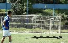 Gương mặt thể thao: Nghiêm Xuân Tú - Bóng đá là đam mê