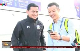 Gặp gỡ HLV Kiatisuk tại giải FIFA U20 thế giới 2017