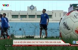 Giải VĐQG V.League 2017: CLB Hà Nội sẵn sàng cho thử thách tại SVĐ Hoà Xuân, Đà Nẵng
