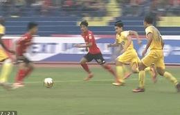 Vòng 3 V.League 2017, FLC Thanh Hoá 2-1 Long An: Chiến thắng thuyết phục!