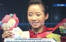 Vai trò của người phụ nữ trong thành công của Thể thao Việt Nam