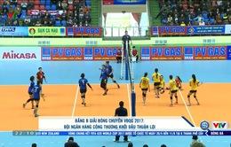 Giải bóng chuyền VĐQG 2017 bảng Thái Bình: CLB Ngân hàng Công thương khỏi đầu thuận lợi