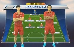 VIDEO: Đội hình dự kiến U22 Việt Nam trong trận gặp U22 Timor Leste
