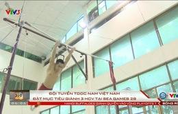 ĐT TDDC nam Việt Nam đặt mục tiêu giành 3 HCV tại SEA Games 29